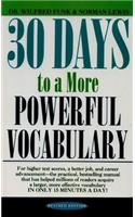 30 Days To A More Powerful Vocabuly