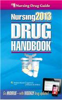 Nursing Drug Handbook 2013