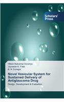 Novel Vesicular System for Sustained Delivery of Antiglaucoma Drug