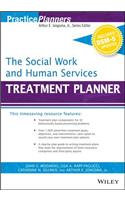 Social Work and Human Services Treatment Planner, with Dsm 5