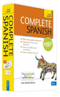 Complete Spanish Beginner to Intermediate Book and Audio Course