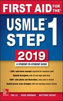 First Aid For The USMLE Step 1(2019-2020) Session, Twenty Ninth Edition