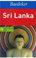 Baedeker Sri Lanka [With Map]