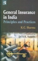 General insurance in india principles and practices