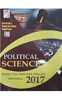 Political Science - State Civil Services Prelims (Optional)