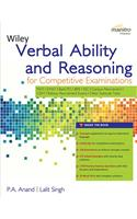 Wiley's Verbal Ability and Reasoning