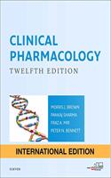 Clinical Pharmacology, International Edition