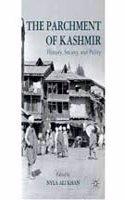 Parchment of Kashmir