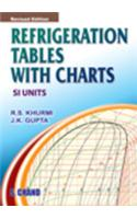 Refrigeration Tables with Charts: SI Units