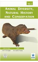 Animal Diversity, Natural History And Conservation Vol. 3
