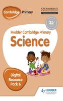 Hodder Cambridge Primary Science Digital Resource 6