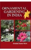 Ornamental Gardnering in India