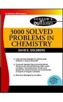 3000 Solved Problems In Chemistry (SIE)