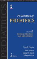 PG Textbook of Pediatrics