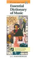 Essential Dictionary of Music: Handy Guide