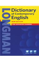 Longman Dictionary of Contemporary English [With DVD ROM]