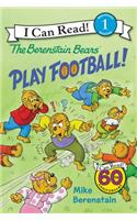 The The Berenstain Bears Play Football! Berenstain Bears Play Football!