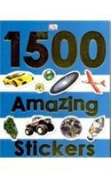 1500 Amazing Stickers