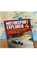 Motorsport Explorer: Over 800 Historic Locations to Discover and Visit in the British Isles