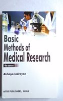 Basic Methods of Medical Research