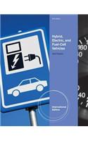 Hybrid, Electric and Fuel-Cell Vehicles, International Edition