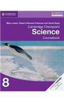 Cambridge Checkpoint Science Coursebook 8