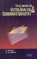 Textbook Of Vector Analysis & Coordinate Geometry