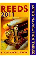 Reeds Astro Navigation Tables