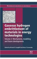 Gaseous Hydrogen Embrittlement of Materials in Energy Technologies: Mechanisms, Modelling and Future Developments
