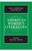 Cambridge History of American Women's Literature