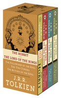 The Hobbit and the Lord of the Rings Set: The Hobbit, the Fellowship of the Ring, the Two Towers, the Return of the King