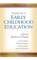 Handbook of Early Childhood Education