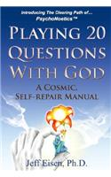 Playing 20 Questions with God: A Cosmic Self-Repair Manual