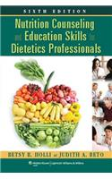 Nutrition Counseling and Education Skills for Dietetics Prof