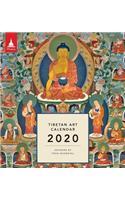 Tibetan Art Calendar 2020