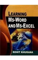 Learning MS-Word and MS-Excel