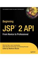 Beginning JSP 2: From Novice to Professional