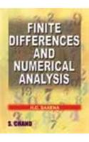 Finite Difference and Numerical Analysis