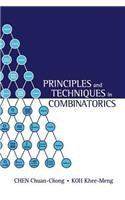 Principles and Techniques in Combinatori