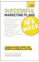 Successful Marketing Plans in a Week