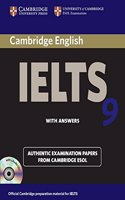 IELTS 9 With Answers (with 2 Audio CDs)