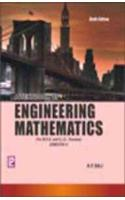 A Textbook Of Engineering Mathematics Sem-II (M. D. U, K. U. , G. J. U, Haryana)