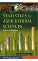 Statistics For Agricultural Sciences