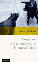 Corporate Governance After the Financial Crisis