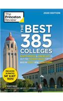 The Best 384 Colleges, 2020 Edition: In-Depth Profiles & Ranking Lists to Help Find the Right College for You