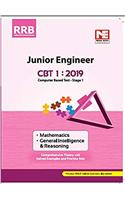 RRB JE CBT - 1: Mathematics, General Intelligence and Reasoning
