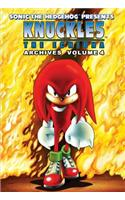 Knuckles the Echidna Archives, Volume 4