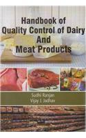 Handbook of Quality Control of Dairy and Meat Products