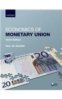 Economics of Monetary Union