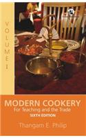 Modern Cookery: For Teaching and the Trade (Volume - 1) 0 Edition